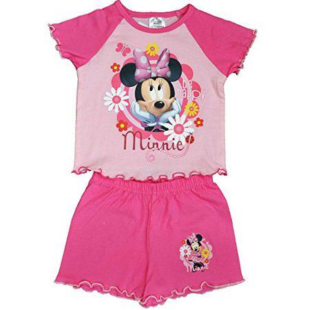80 68//74 Disney Minnie Mouse Baby M/ädchen Legging rosa Gr 62//68 86