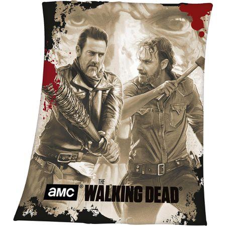 Wohndecke The Walking Dead Mit Fotomotiv