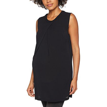 ESPRIT Maternity Damen Kleid Dress Umstandstunika Tunika