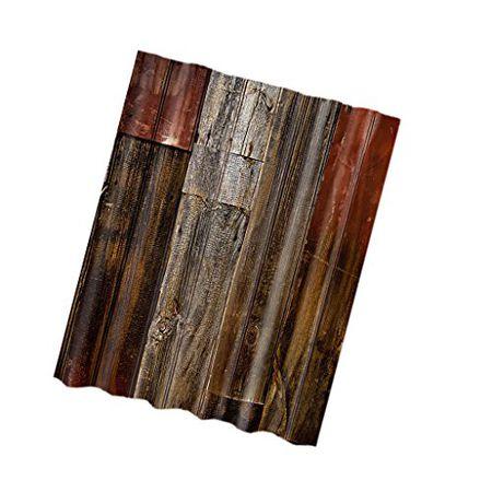 Haken # 20 Wasserdicht Polyester Bad Dusche Gardine Tafel Dekor W