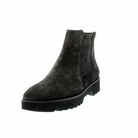 Paul Green 9053 031 Damen Stiefelette aus feinstem Lackleder elegante Laufsohle, Groesse 5, schwarz