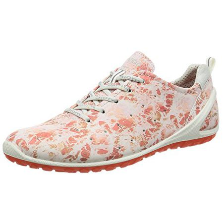 ae9019d10280 Ecco Damen Biom Lite Sneakers, Orange (1255CORAL Blush), 35 EU