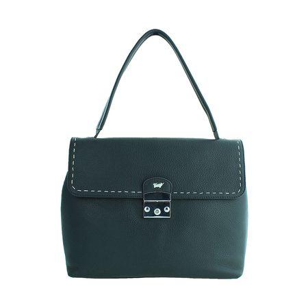 f8ba122a6b5aa Braun Büffel Henkeltasche VIENNA in elegantem Design Handtaschen schwarz  Damen