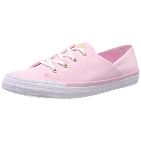 Converse Damen CTAS Coral OX Cherry Blossom Slip on Sneaker, Pink (Cherry BlossomCherry Blossom 681), 40 EU