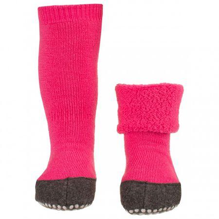 Falke Damen Haussocken Cosyshoe pink 41 42 | GALERIA