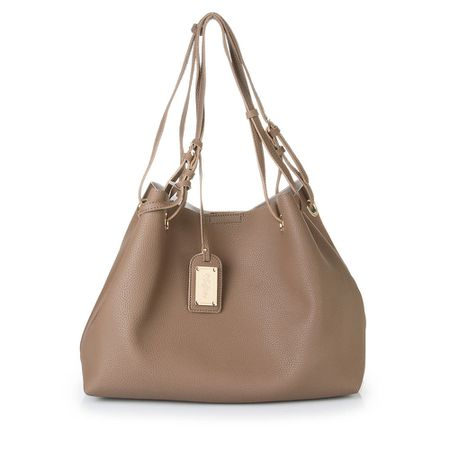 3ce66841efe91 Buffalo 3 in 1 Tasche in taupe