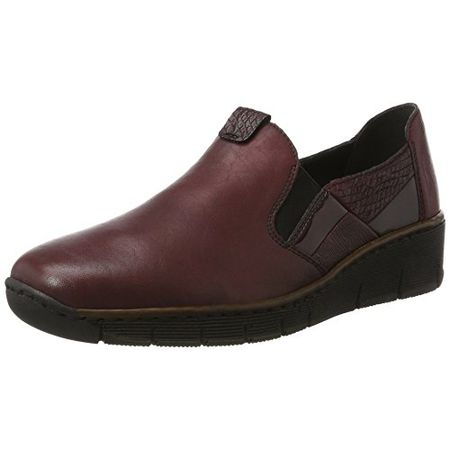 Rieker Businessschuhe in Braun | Luxodo F0K5b