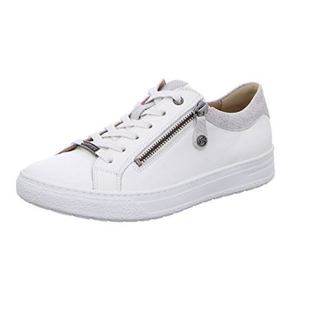 sports shoes 16214 7f15f Hartjes Bandy 40562-2/19 Damen Halbschuhe in Weite H Gr.: 5,5 Weiß Kombi