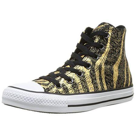 c42f67b478 Converse Chuck Taylor All Star 382090, Unisex - Erwachsene Sneakers, Schwarz  (81 NOIR