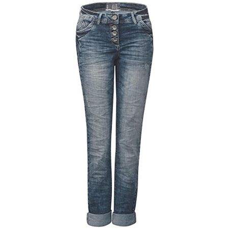 Cecil Jeans Straight Donna