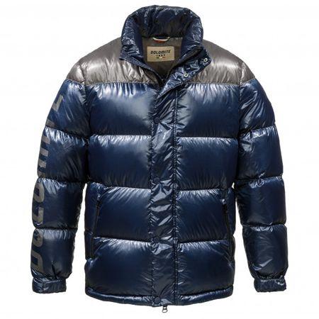 Dolomite Jacket Special 1 Daunenjacke Gr L;XL schwarzblaugrau;olivgrauschwarz