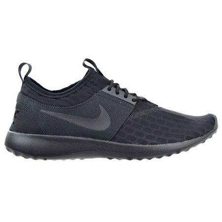Nike Damen Juvenate Sneaker, Schwarz (BlackWhiteBlack), 42 EU