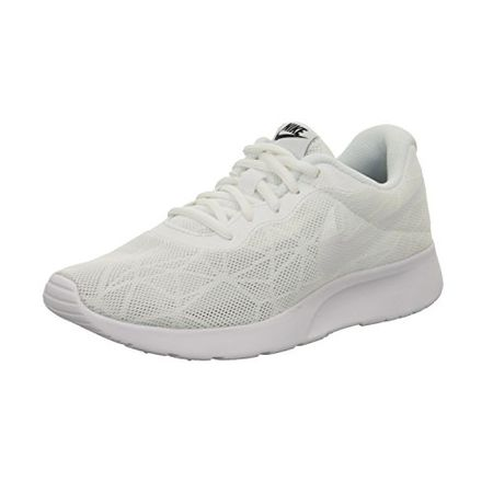1 Air Sneakers Flyknit Damen Performance Force Nike Weiss1040 Mid Cut rdxeCBoW