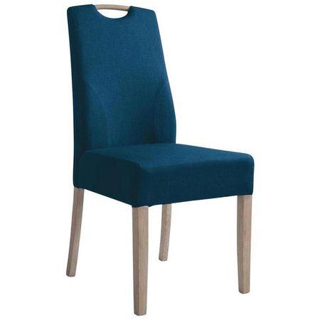 Setone Flachgewebe Blau By Musterring Stuhl 4j35ARL