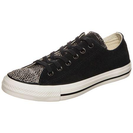 CONVERSE Chuck Taylor All Star OX Sneakers Low schwarz kombi Damen