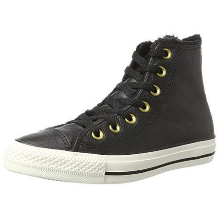 420b794f3ede Converse Unisex-Erwachsene CTAS Hi Black Egret Hohe Sneaker, Schwarz (Black)