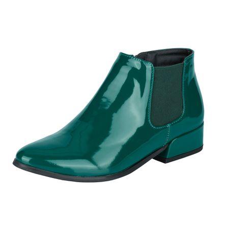 new concept 88347 04b95 ANDREA CONTI Stiefelette smaragd