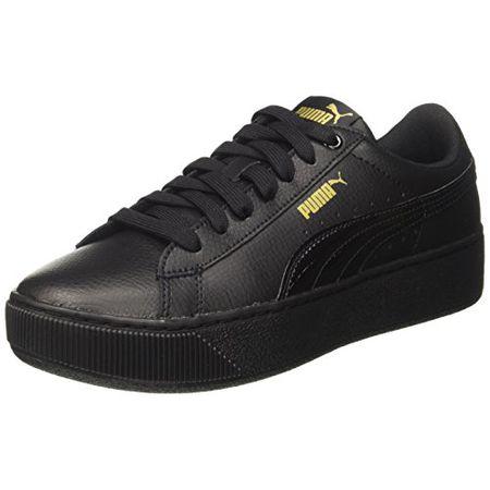 e12a9bbbfab2f5 Puma Damen Vikky Platform Lthr P Sneaker