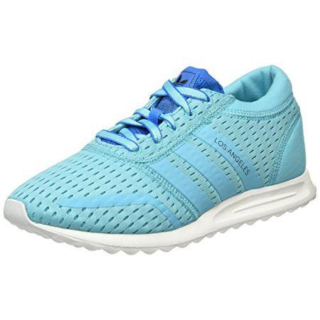 adidas Naolina W Damen Ballerinas Schuhe blau Textil (36 23)