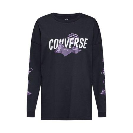 CONVERSE Sweatshirt mischfarben schwarz