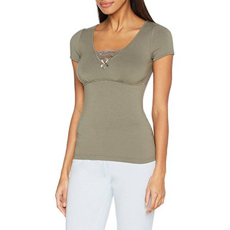 fd2015edf39e8d Vive Maria Damen T-Shirt Lovely Lace Shirt