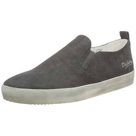 on sale c458d 4bf52 Dockers by Gerli 36AI202-630, Damen Sneakers, Grau (Dunkelgrau 220), 41 EU