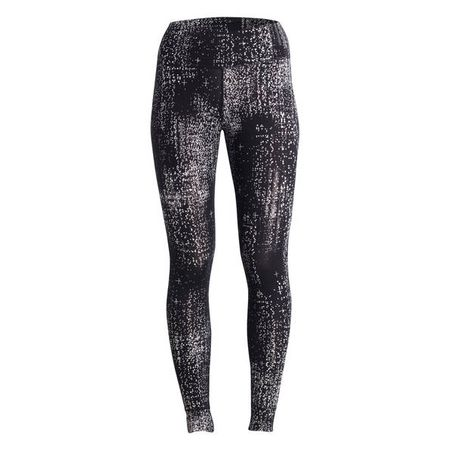 Reebok Tights WORKOUT READY SCHWARZ WEISS TÜRKIS Leggings