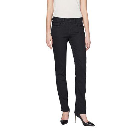 52e2bea3fade68 Colorado Layla - High Waist Jeans - Schwarz