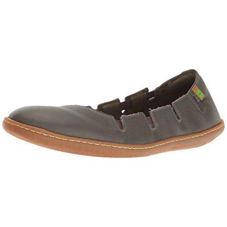 614ddc49ad1f47 El Naturalista Damenschuhe N5272 EL Viajero Komfortabler Damen Sneaker
