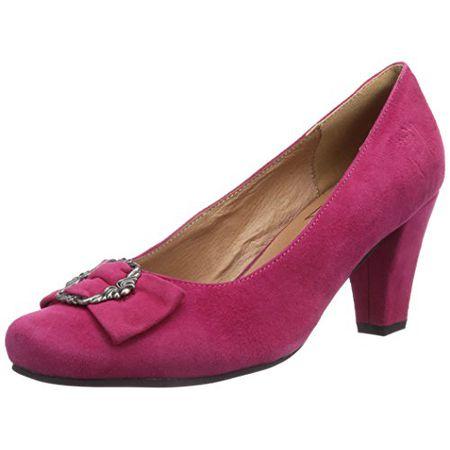 bc446293e00c8 HIRSCHKOGEL by Andrea Conti 3009206028, Damen Pumps, Pink (pink 028), 37 EU