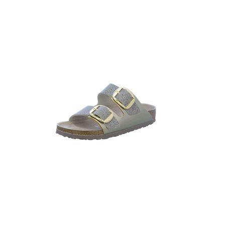 BIRKENSTOCK Damen Pantoletten Arizona[Slipper] 1003861 Silber 318520