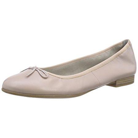 Tamaris 22116, Damen Geschlossene Ballerinas, Pink (Rose 521), 39 EU