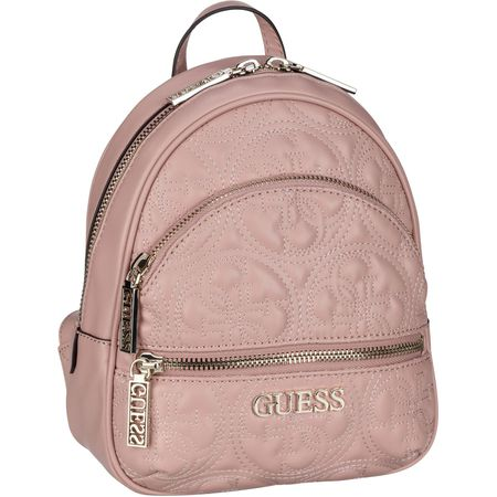 Guess Rucksack Daypack Manhattan Small Backpack Blush