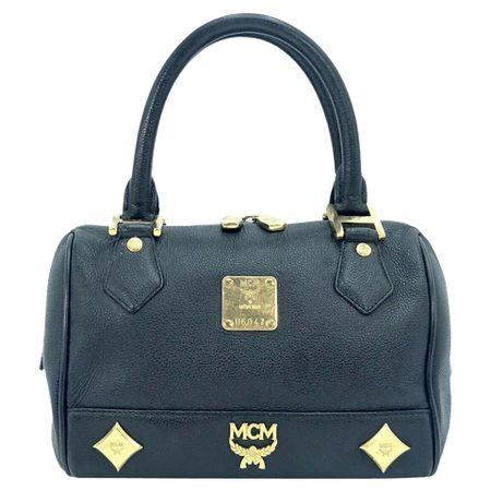 Mcm Taschen In Blau Luxodo