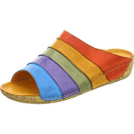 Gemini 032084-02-609 Schuhe Damen Sandalen Pantoletten Clogs