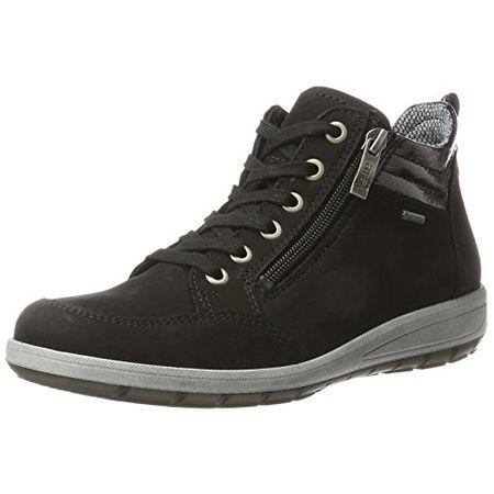 ara Damen Montreal Sneaker, Grau (Muskat,StreetTaupe), 40 EU (6.5 UK)