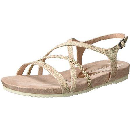 Tamaris Damen 28106 Offene Sandalen mit Keilabsatz, Pink (Rose Structure 579), 40 EU