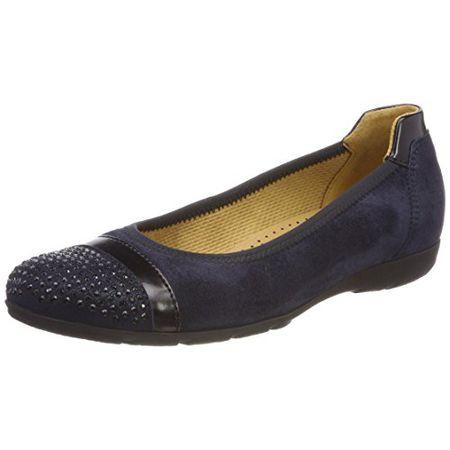 Gabor Shoes Damen Jollys Geschlossene Ballerinas, Grau 19