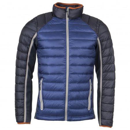 Dolomite Jacket Cinquantaquattro Sporty Daunenjacke Gr XXL schwarzgraublau