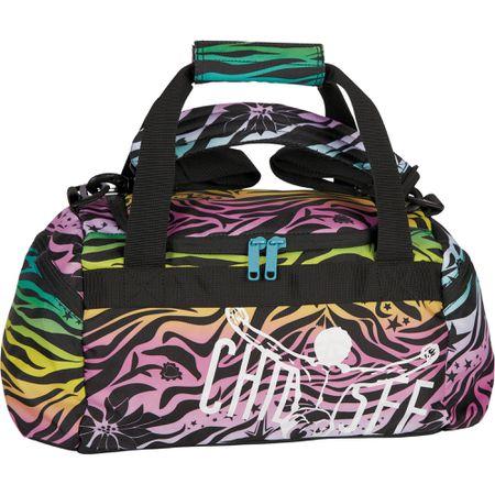 505a66910a190 CHIEMSEE Sport Matchbag Reisetasche 45 cm braun   gelb   pink