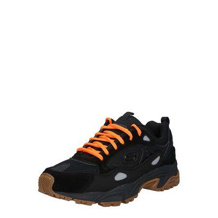 SKECHERS Sneaker low Stamina Contic Sneakers Low schwarz Herren