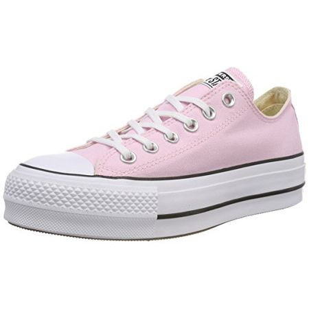 Details zu Converse Damen Sneaker rosa Chucks Lo light orchid pink