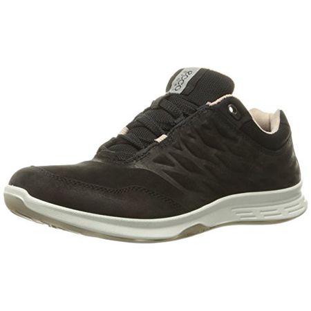d632bb6b3842 Ecco Damen Exceed Sneaker, Schwarz (2001black), 40 EU