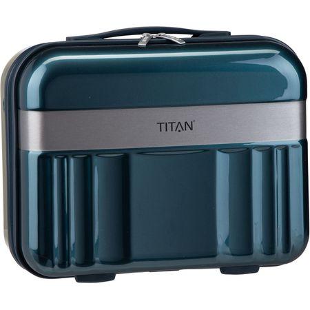 Titan Kulturbeutel Beauty Case Spotlight Flash Beautycase North Sea (21 Liter)