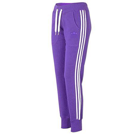 adidas Performance Damen Sweathose grau S: : Sport