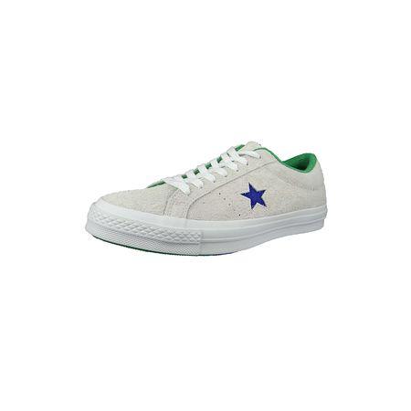 cf86299cb808c1 CONVERSE Chucks 160592C One Star OX Court Purple Tennis Wimpledon Sneakers  Low weiß Herren