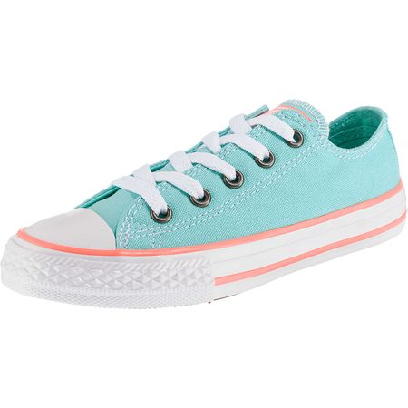 new product 7ffe5 27e1a CONVERSE Kinder Sneakers Low Chuck Taylor All Star türkis Mädchen