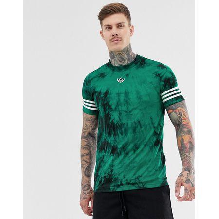 adidas Originals - California - Grünes T Shirt, DV2553