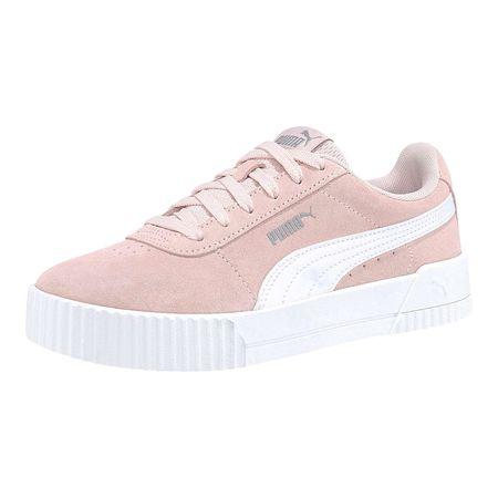 puma Sneaker Carina Sneakers Low rosa Damen