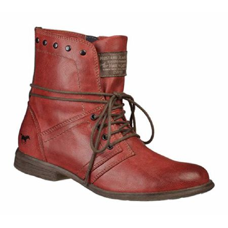 Mustang Boots | Luxodo